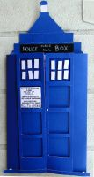 Happy Birthday From The Doctor by aniapaluch