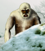 Denisovan, or 'Polar Neandertal' by keesey