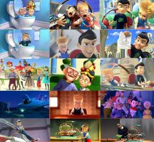 Meet The Robinsons Wallpaper by MermaidSeira-Chan