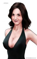 Allison Brie by TheSax66