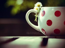 morning tea by Clergna