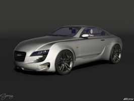 Audi R10 s - 6 by cipriany