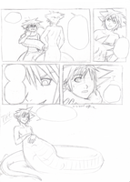 vanitas-sora comic WIP by sora-belly