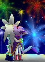 Happy New Year 2014 by Runnie-the-cheetah