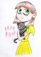 Fran Bow by Kidapult