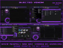 : : Injected Venom : : by Mr-Blade