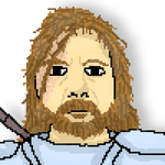 Sandor Clegane Aka. The Hound Pixel Art by onlo