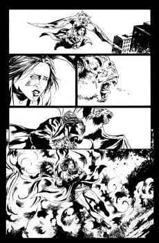 Army of Darkness Furious Road 5 Page 6 by kewber