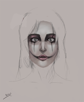 WIP PORTRAIT by KaueDalcin