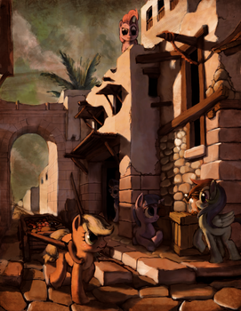 Ponecian Warehouses by LordGood