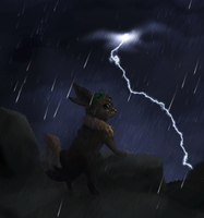 The Storm by Bedupolker