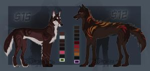 OC Adoptables: Price Reduced by Noxivaga