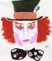 Mad as a Hatter by rainbowxemo