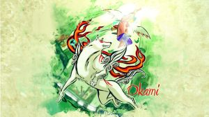 Okami =3 by Greev