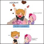 Lars loves chocolate - part 2 by Giuly-Chan
