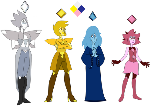 What If I Created Steven Universe #3 by tvfan0001