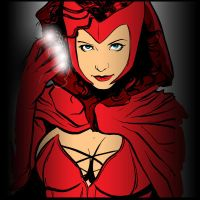 Scarlet Witch ID by Mumah