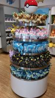Eeveelution Tower by HinataFox790