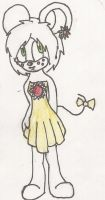 Adoptable Mouse girl by Emogirl5677