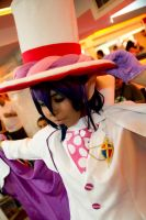 Mephisto Pheles: The King of Time by Hina-Osita