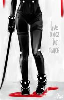 live once die twice by PauNZ
