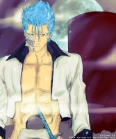 Grimmjow Jaegerjaques by mrvanhite