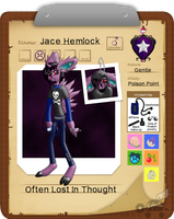 PKMN Armonia Application: Jace Hemlock [OLD] by Rapha-chan