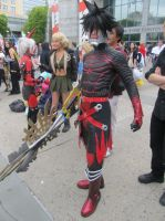 Vanitas Cosplay by blakychan