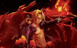 Full Metal Alchemist: Edward Elric by Nightfall1007