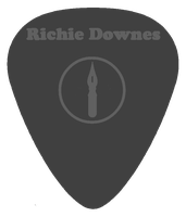 Personalised Plectrum [Bonus: 2] by TheEmotionalPoet