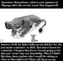 MouseKuna, What's your thoughts? by Kuna-Hero