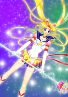 Eternal Sailor Moon by Annie-sama