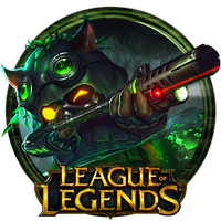 Omega Squad Teemo Dock Icon by OutlawNinja