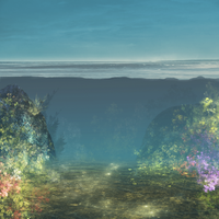 Premade Background 25 UNDERWATER by FrostBo