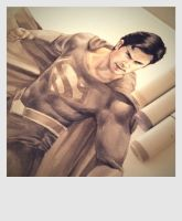 On the Drawing Board:Smallville by gattadonna