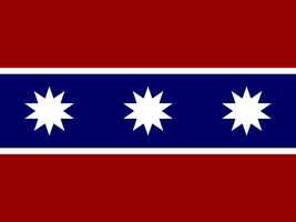 Martenia War Flag by BullMoose1912
