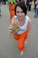 Chell AN 2011 2 by SeiakuCosplay