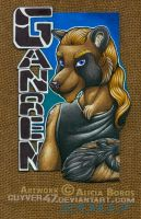 Ganren badge by guyver47