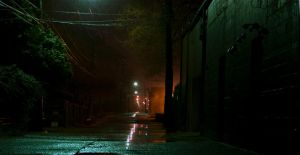 Back Alley by tower015
