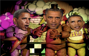 Five Nights at Obama's by ann-infinity