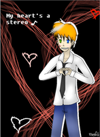 Stereo Hearts by Burnt-X3