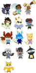 The kits .:TTD:. by Blue-Shake