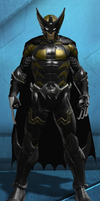 Dark Claw (DC Universe Online) by Macgyver75