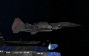 Excalibur ingame at X3TC by Lc4Hunter
