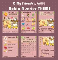 O my friends Theme by martap84