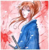 Kenshin by lilie-morhiril