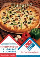 Domino's pizza 2 by Naasim