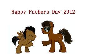Happy Fathers Day 2012 by SnowyZo3