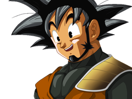Goku for TS by SkySonSSj1