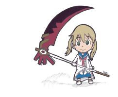 Spartoi Maka COLOR by Enigma-Thirteen